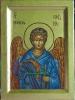 Ikona Archanioł Rafał - symbol IB0178