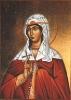 Ikona Święta Dominika - symbol IB0433
