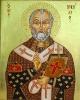 Święty Mikołaj - Ikona IB0092